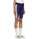 Martine Rose Navy Great Idea Cycling Shorts