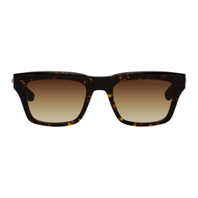 Photo: Dita Tortoiseshell Wasserman Sunglasses