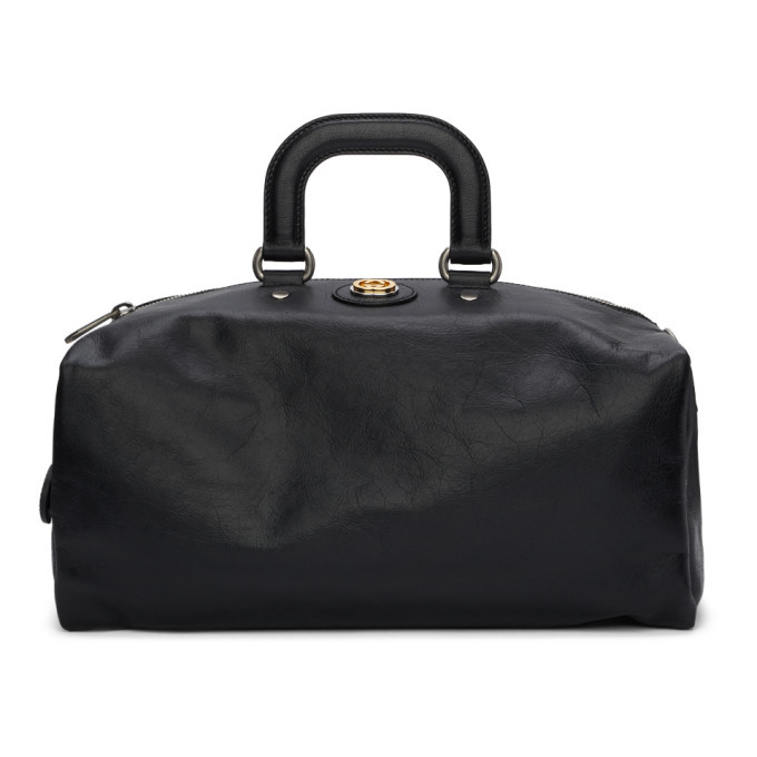 Photo: Gucci Black Weekend Backpack Duffle Bag