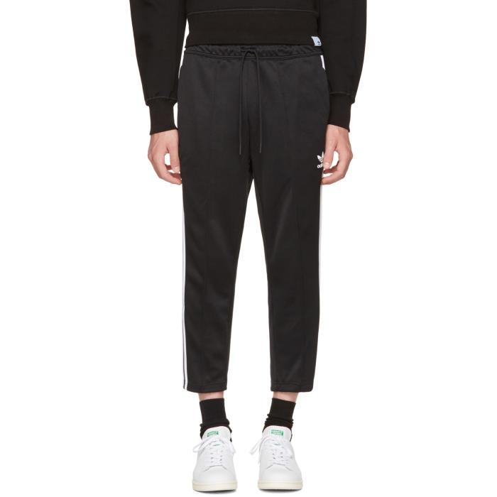 adidas Originals Black SST Crop Lounge Pants