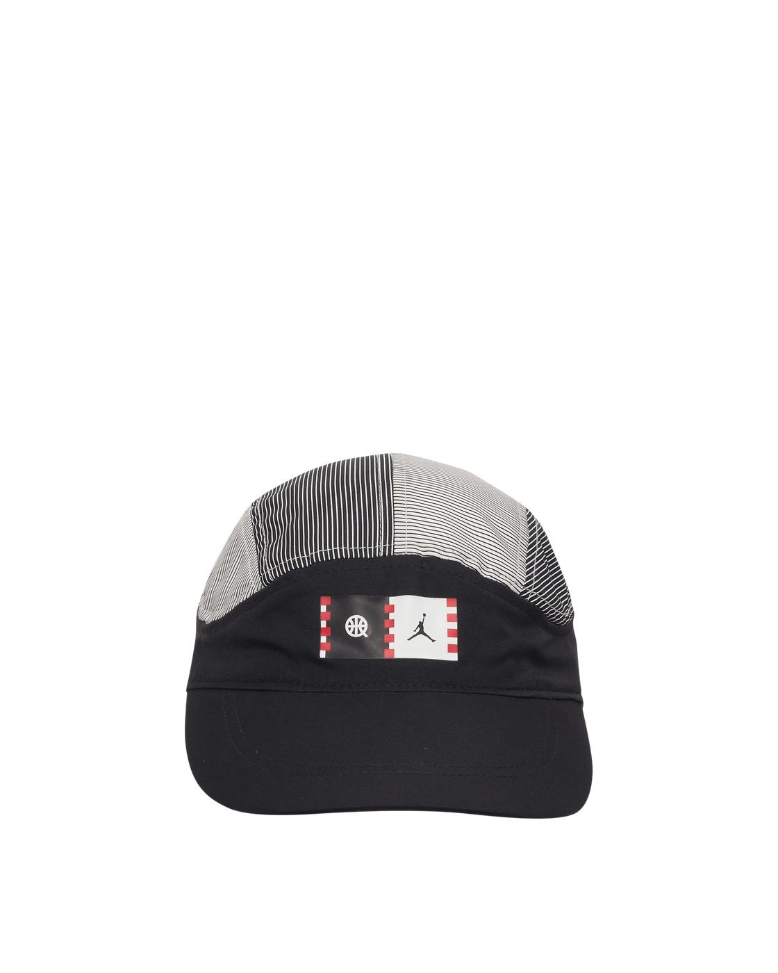 Nike Jordan Quai 54 Tailwind Cap Black/White/Black