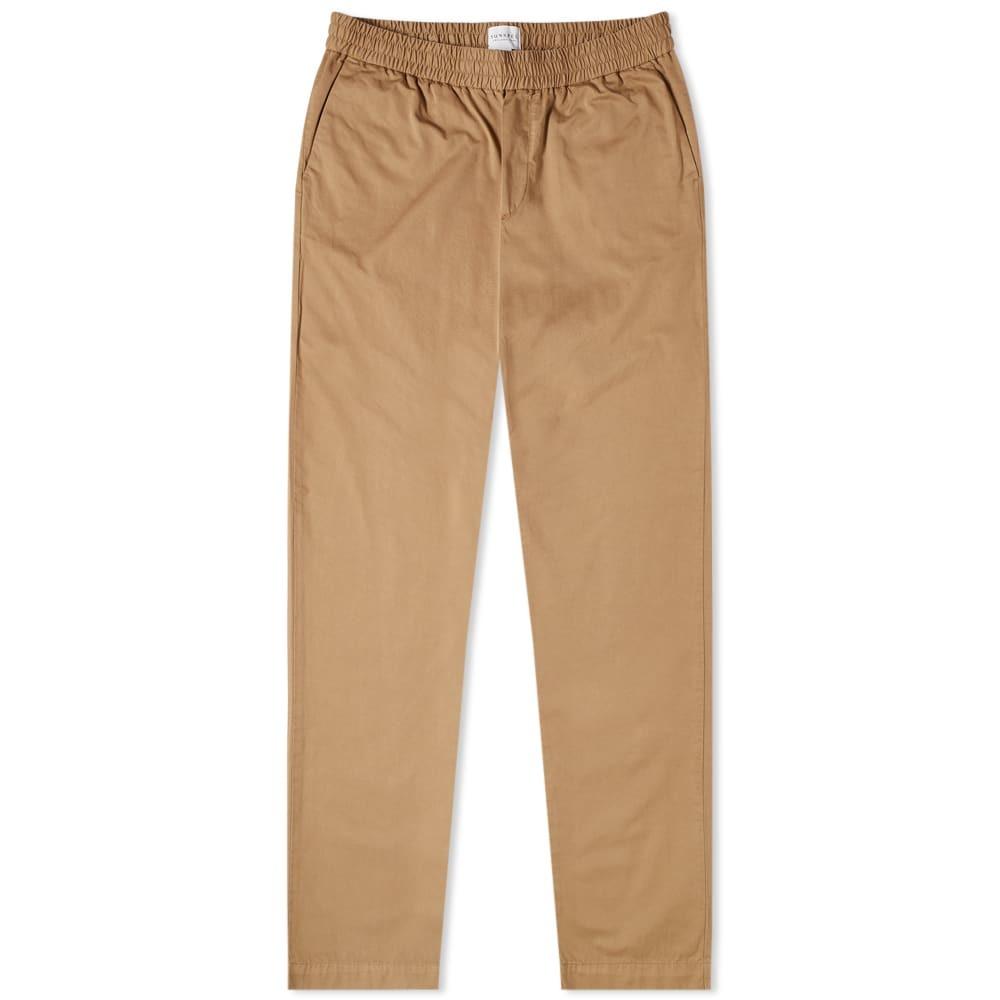 Photo: Sunspel Cotton Drawstring Trouser