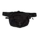 C.P. Company Black Nylon Waist Bag