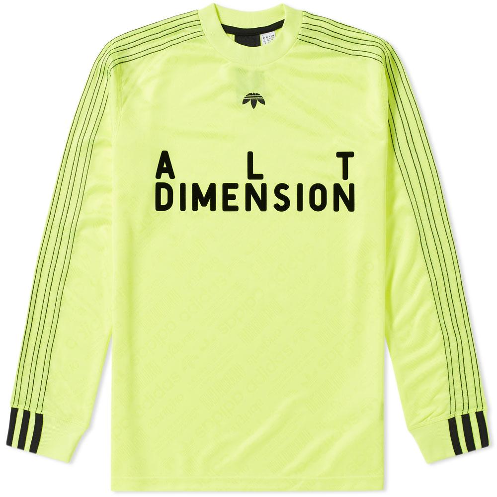 Adidas Originals by Alexander Wang Long Sleeve Soccer Jersey