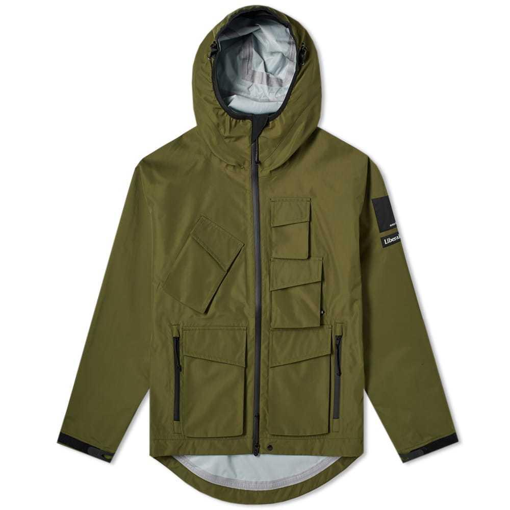 Photo: Liberaiders Sherpa 3 Layer Jacket Olive