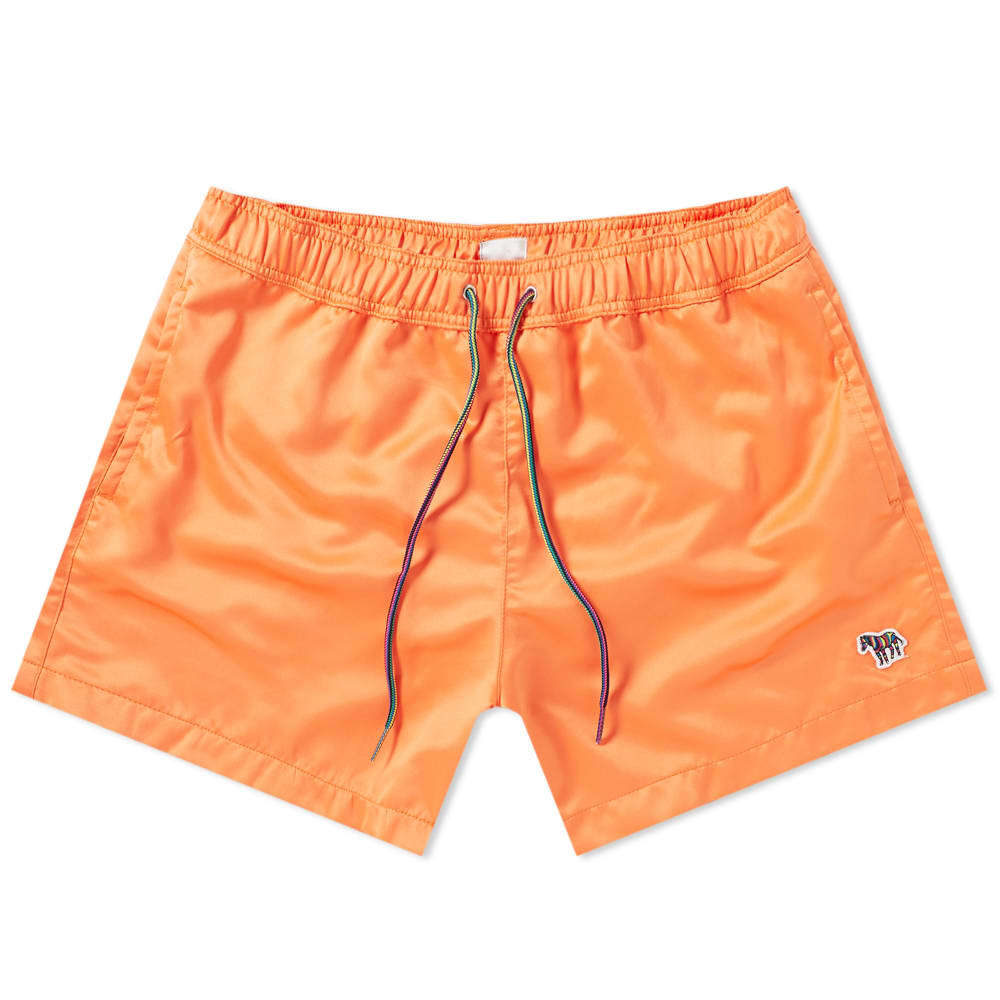 Photo: Paul Smith Zebra Swim Short
