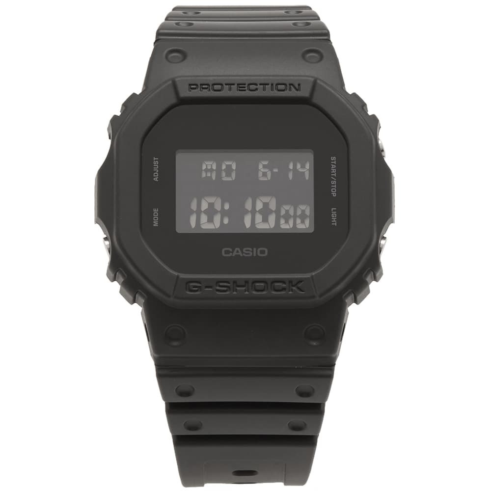 Photo: Casio G-Shock DW-5600BB-1ER Heritage Watch