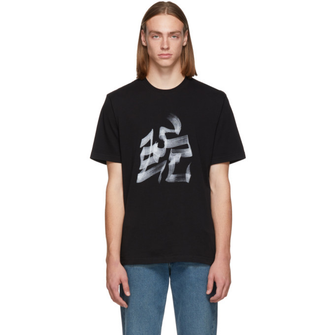 Photo: Vetements Black Snake Chinese Zodiac T-Shirt