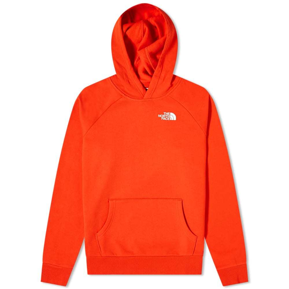 Photo: The North Face Raglan Redbox Popover Hoody