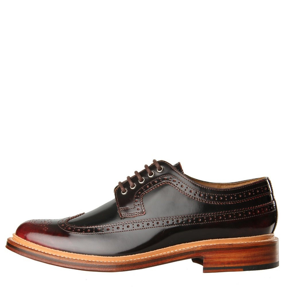 Photo: Sid Brogues - Burgundy