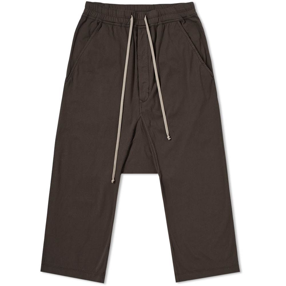 Photo: Rick Owens DRKSHDW Drawstring Cropped Pant