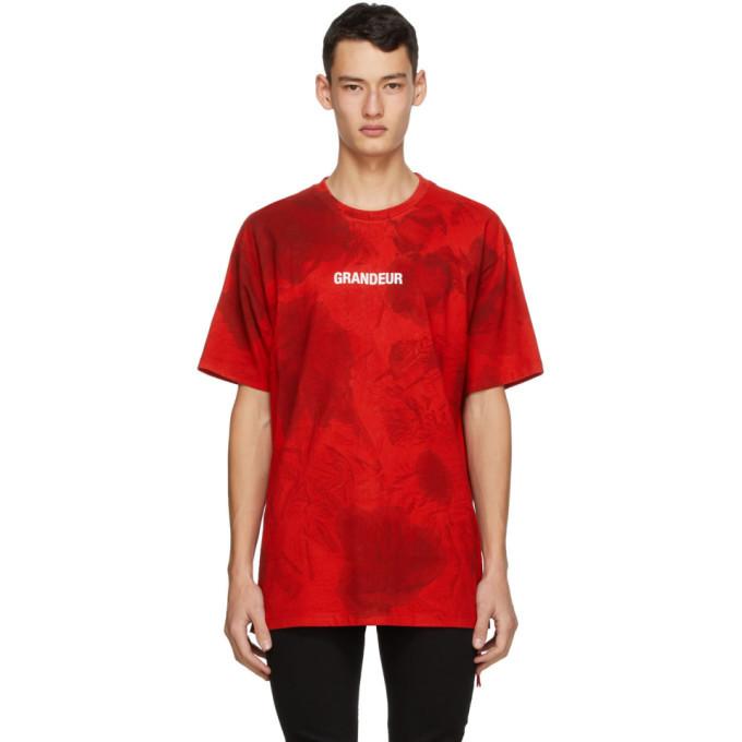 Photo: Ksubi Red Grandeur T-Shirt