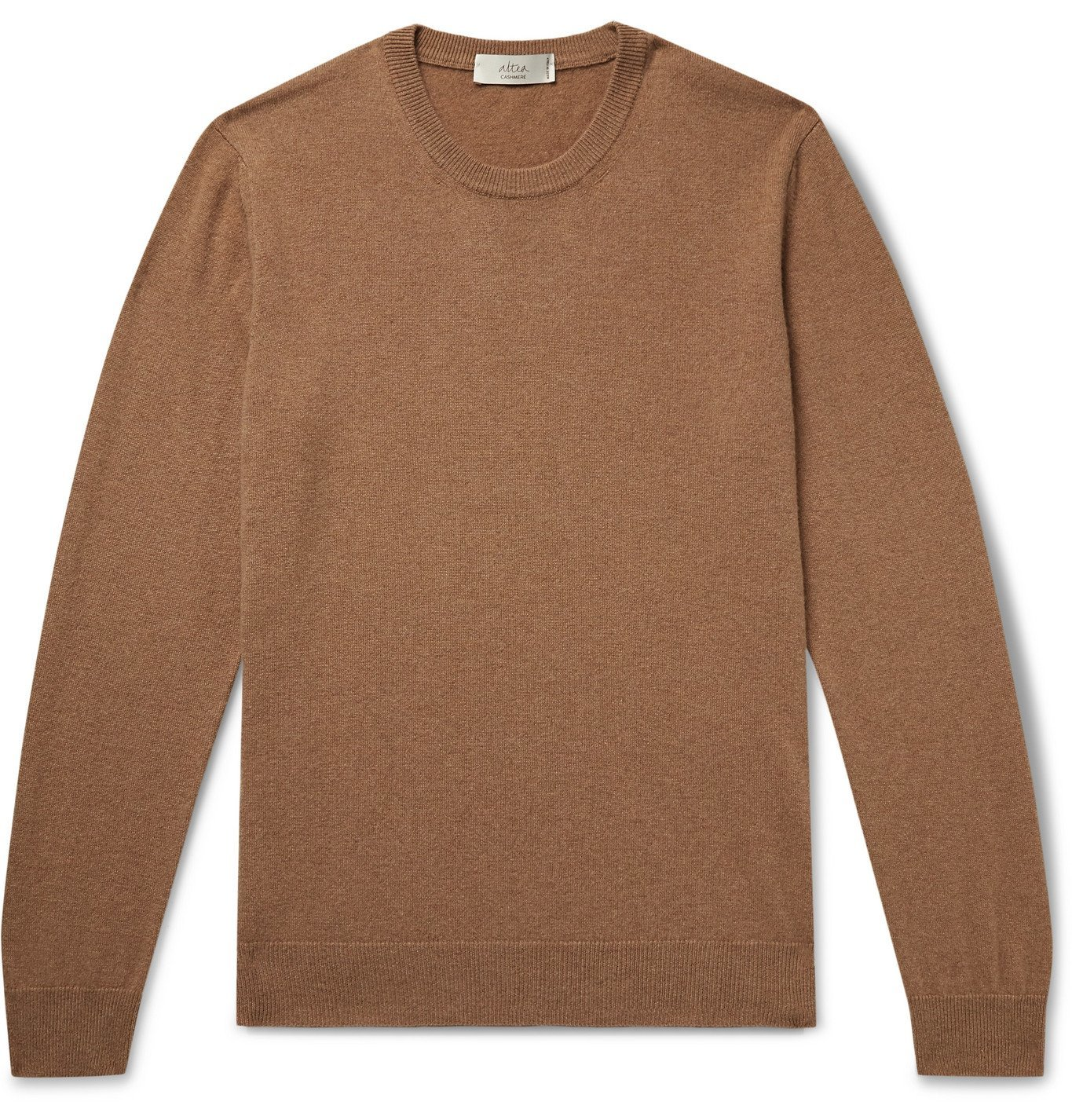 Photo: Altea - Cashmere Sweater - Brown