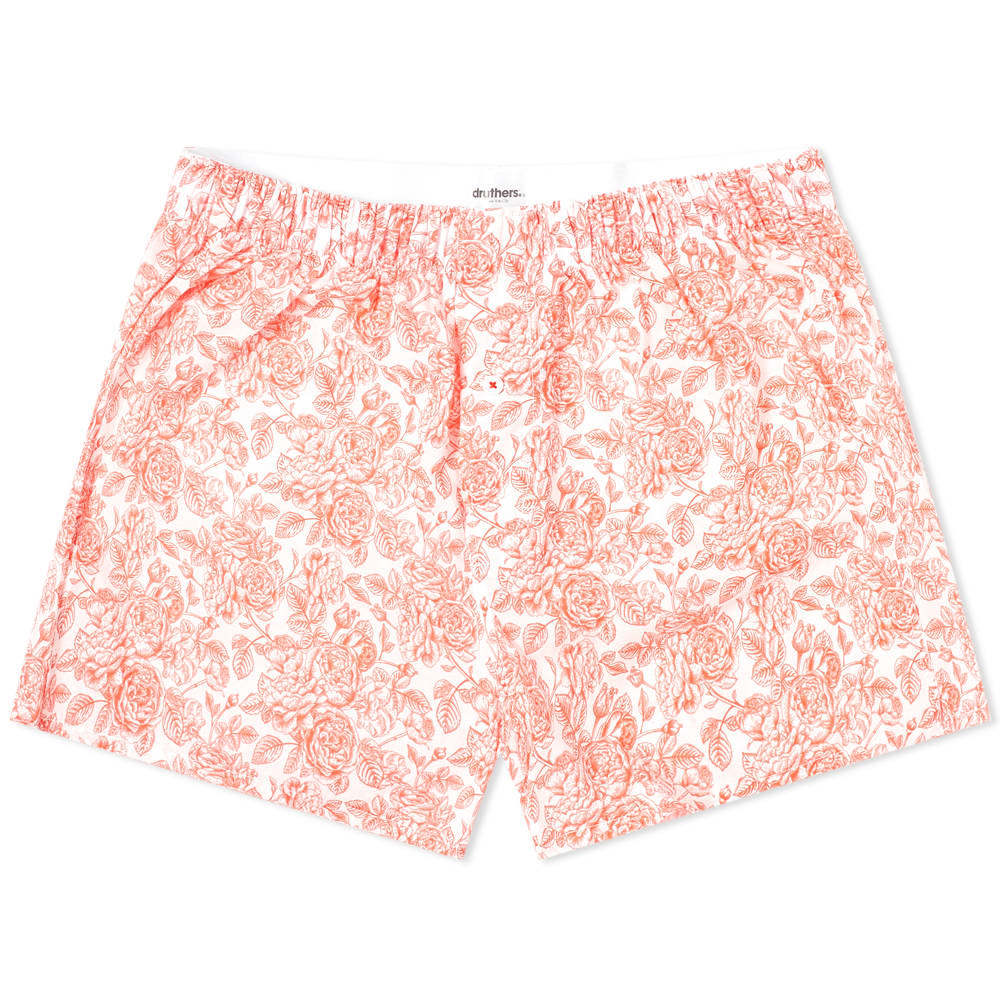 Photo: Druthers Rose Boxer Short