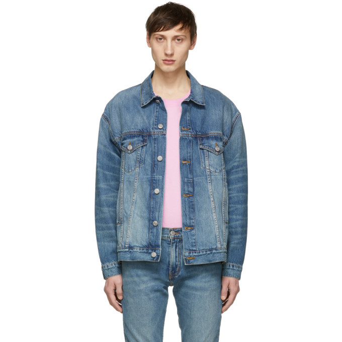 Photo: Adaptation Blue Denim Jacket