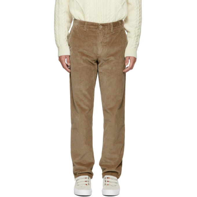 Photo: Norse Projects Khaki Corduroy Aros Trousers