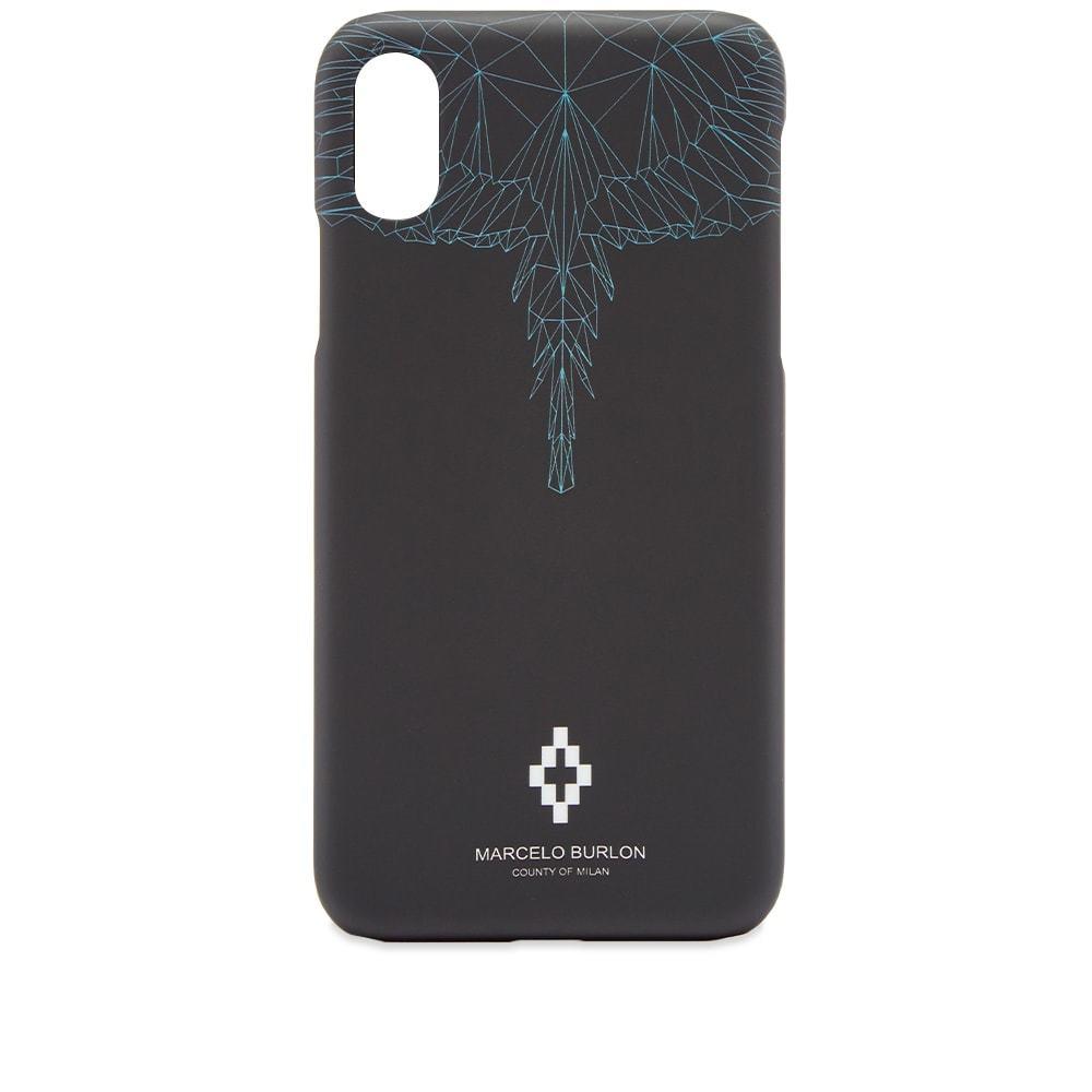 Photo: Marcelo Burlon Neon Wings iPhone X Case