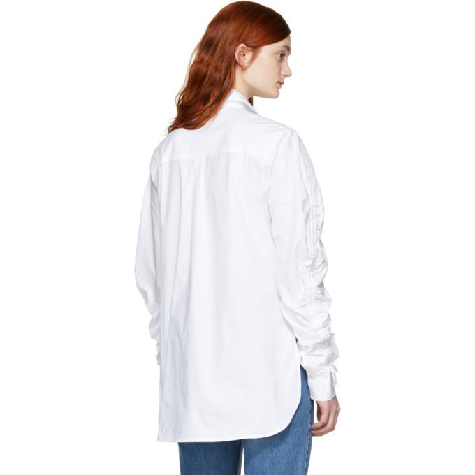 Won Hundred White Yoko Shirt