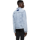 Ksubi Blue Denim Classic Jacket