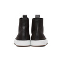 Common Projects Black Tournament High Sneakers