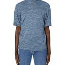 Gmbh Zipper T Shirt Blue