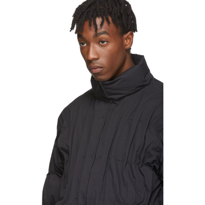 Post Archive Faction PAF Black Down 2.0 Right Jacket
