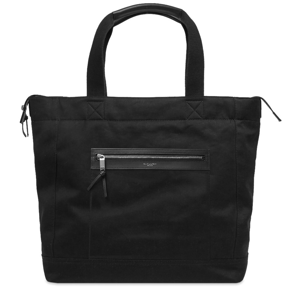 Photo: Saint Laurent City Tote Bag