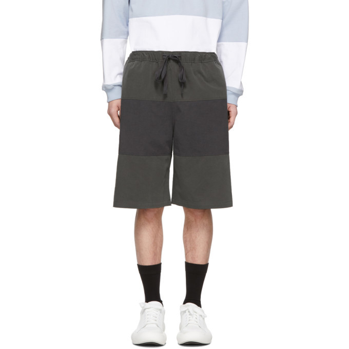 Photo: JW Anderson Grey Rugby Shorts