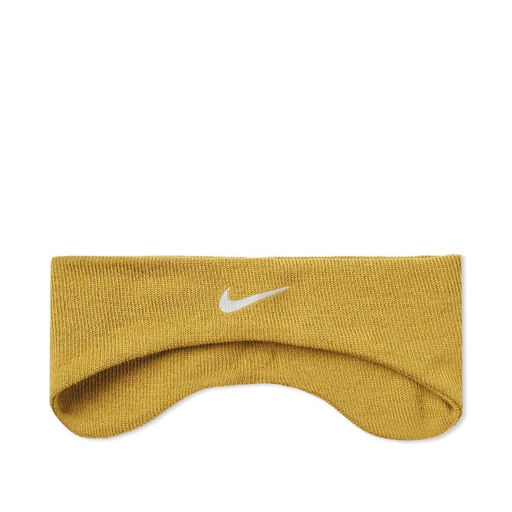 Photo: Nike x Undercover Gyakusou Headband Green
