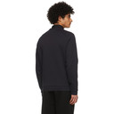 Giorgio Armani Navy Via Borgonuovo 11 Sweatshirt