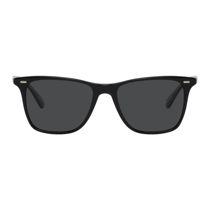 Photo: Oliver Peoples Black Ollis Sunglasses