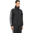 adidas Originals Black 3D Trefoil Track Jacket