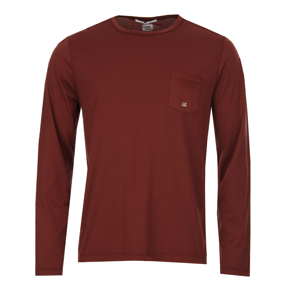 Photo: Pocket T-Shirt - Andorra Red
