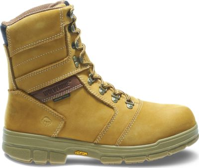 "Photo: Barkley DuraShocks® Waterproof Insulated 8"" Work Boot"