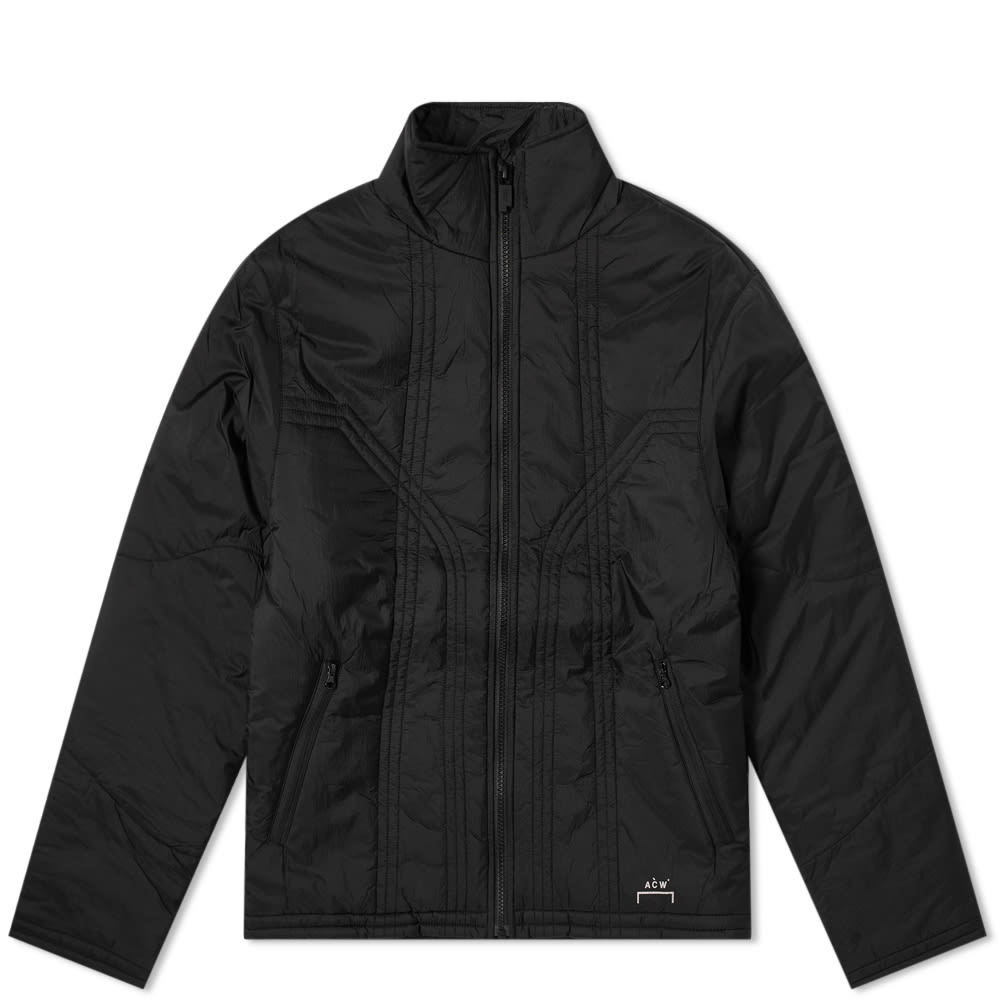 Photo: A-COLD-WALL* Crinkle Puffer Jacket