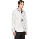 Stella McCartney White Denim Nicolas Shirt