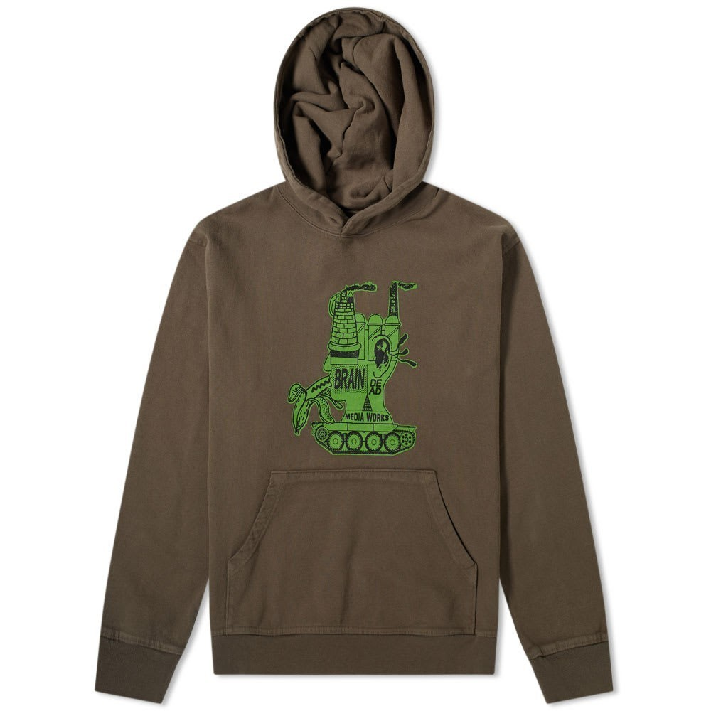 Photo: Brain Dead Media Works Hoody