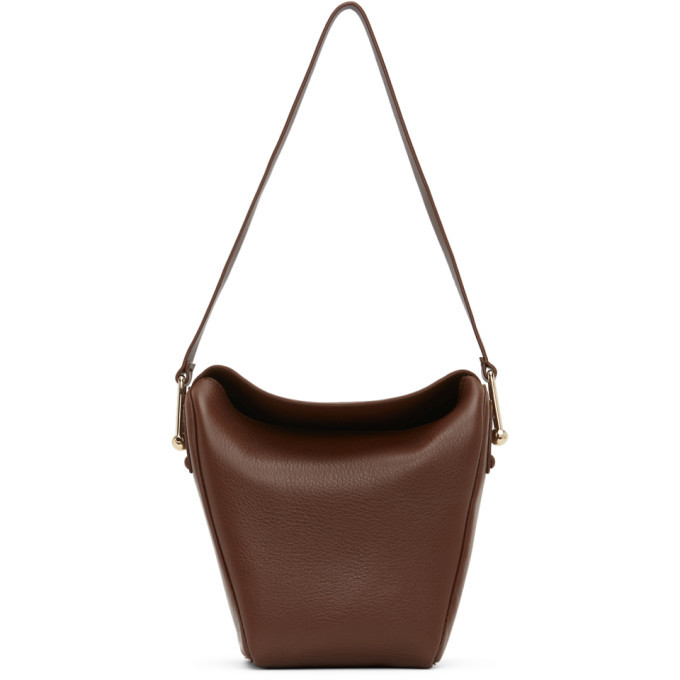 Photo: Lemaire Brown Small Folded Bag