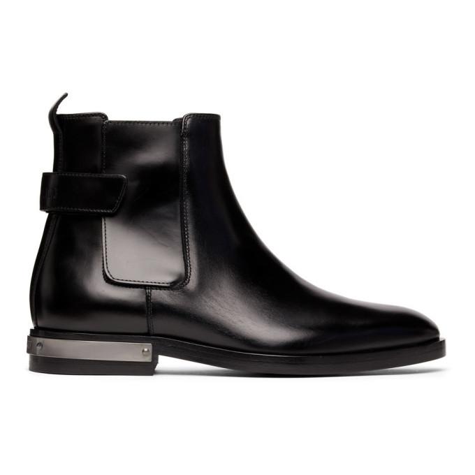 Photo: Balmain Black Pete Chelsea Boots
