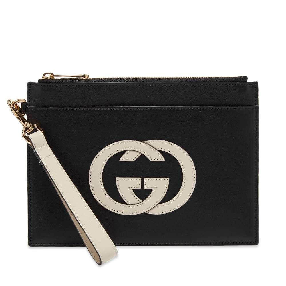Photo: Gucci Interlocking GG Pouch