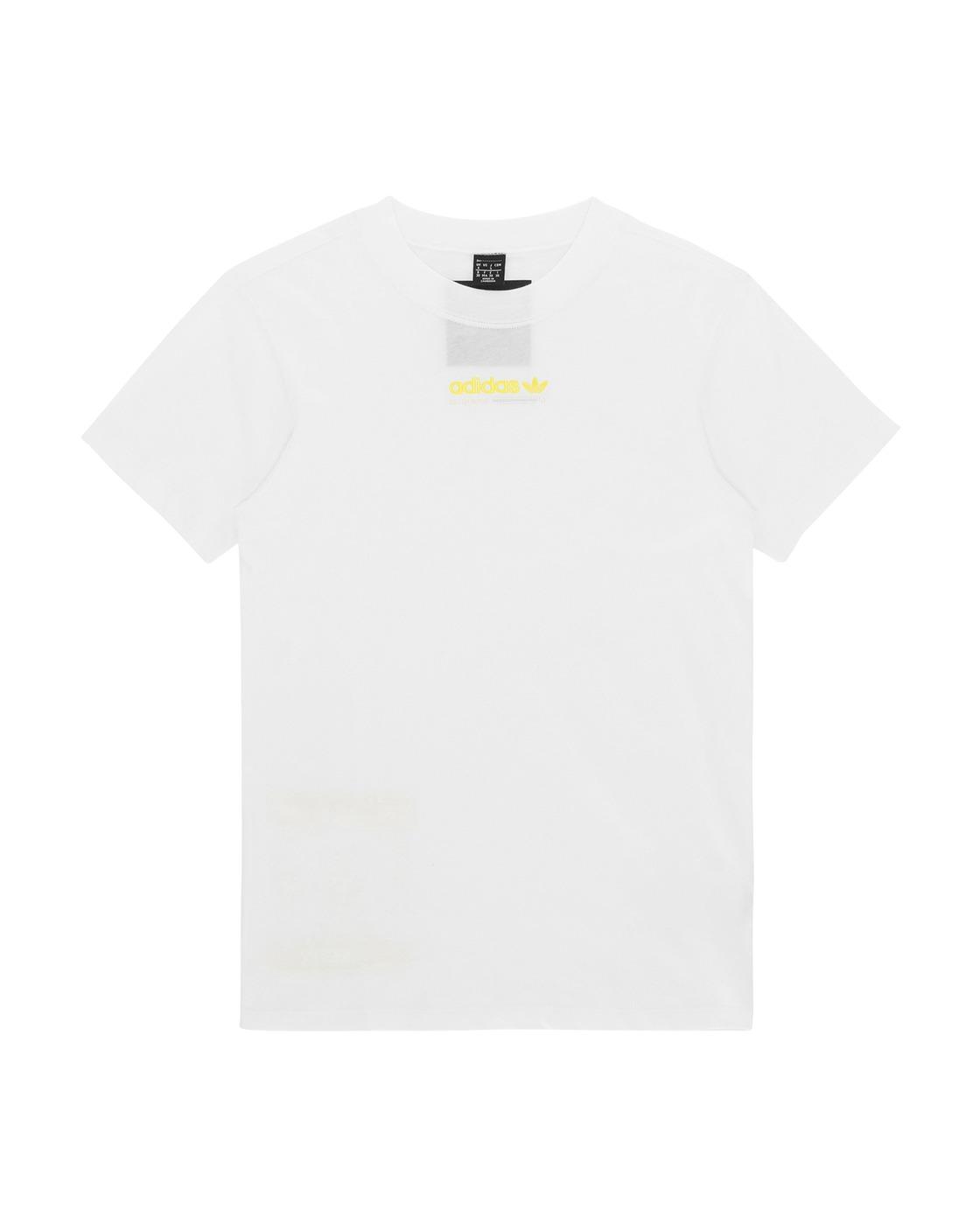 Adidas Originals T Shirt White