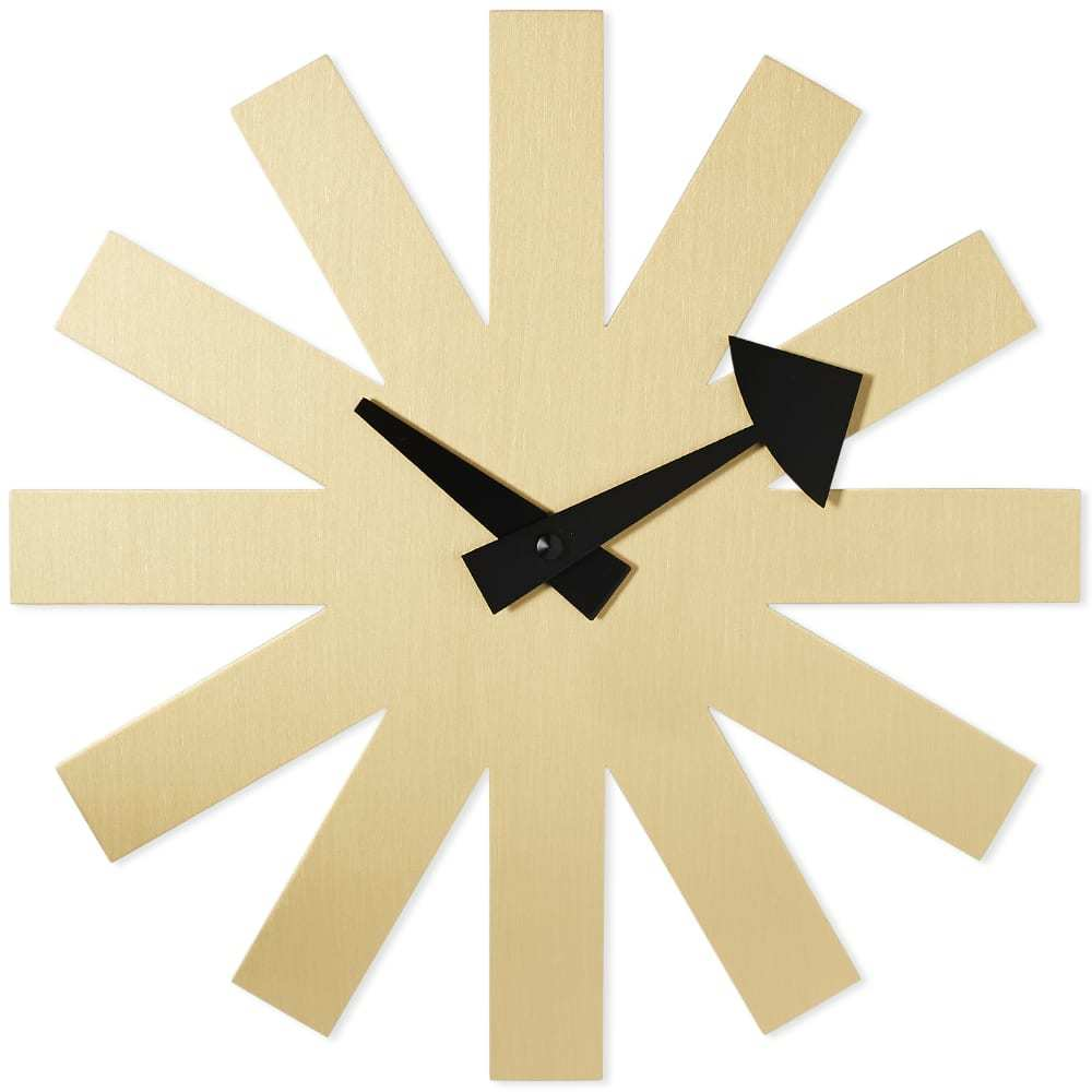 Photo: Vitra Asterisk Wall Clock - George Nelson