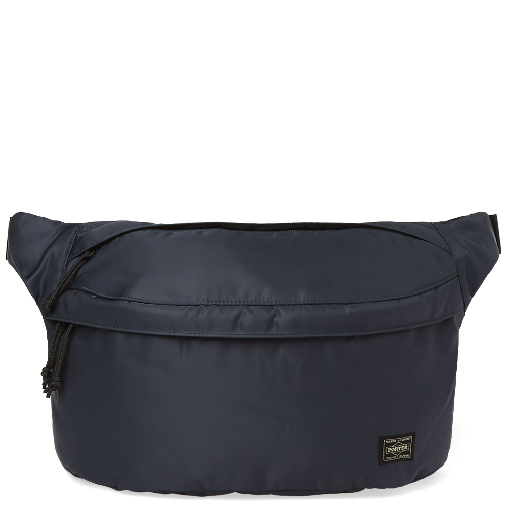 Photo: Neighborhood x Porter Nylon Waist Bag