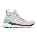 adidas Originals Grey Parley Edition Terrex Free Hiker Sneakers