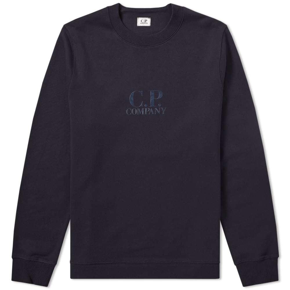 C.P. Company Logo Sweat