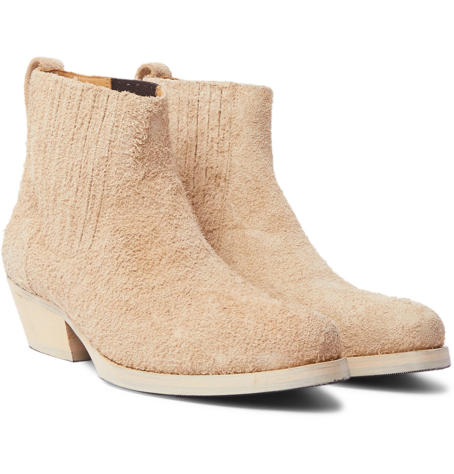 Photo: Our Legacy - Suede Boots - Neutrals