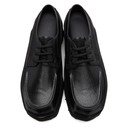 Acne Studios Black Leather Derbys