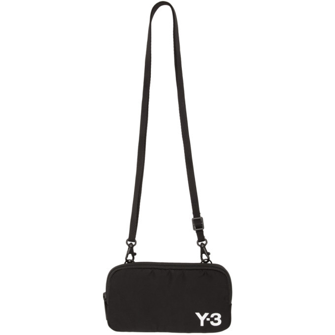 Photo: Y-3 Black C Logo Pouch