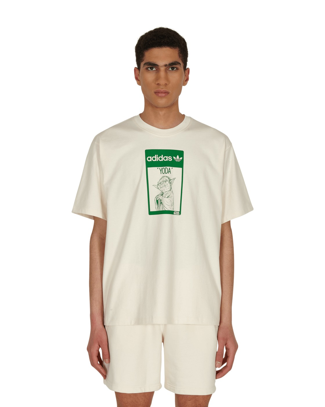 Photo: Adidas Originals Yoda T Shirt Non Dyed