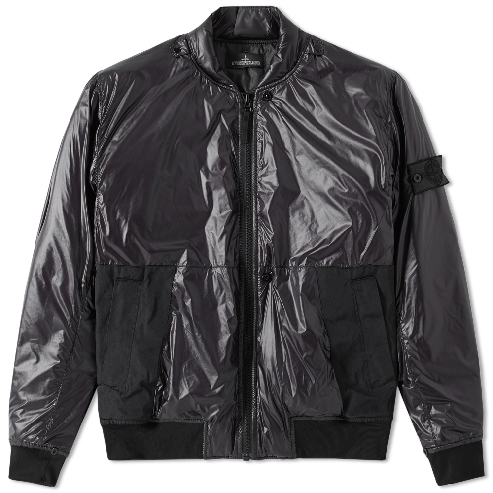 Photo: Stone Island Shadow Project Pertex Primaloft Bomber